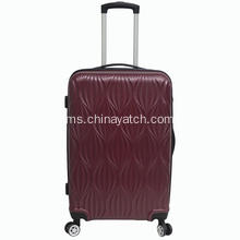 Syarikat Penerbangan ABS Hardshell Luggage Clinch Spinner Carry On